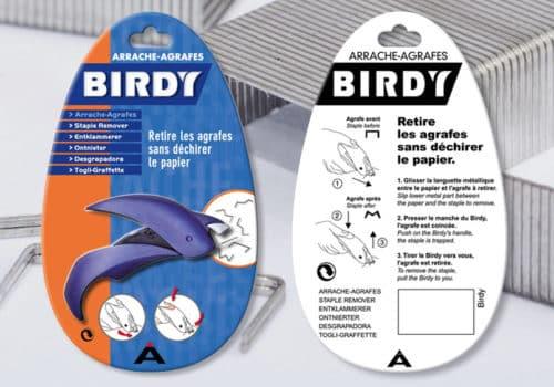 Packaging-Birdy