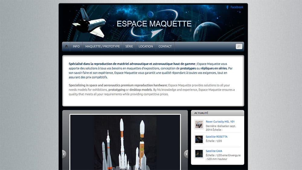 site-web-espacemaquette