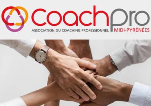 Création Du Logo Coachpro